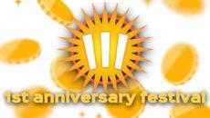 SanDeGo 1周年記念イベント開催!