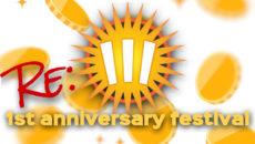 SanDeGo 1周年記念イベント、再開催決定!